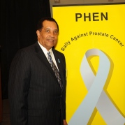 PHEN President, Thomas A. Farrington